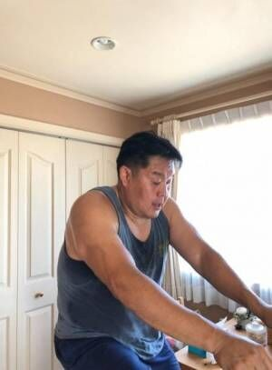 花田虎上、痩せにくくなったことを実感 やる気を出す方法を紹介