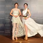 アンミカ、山田優・すみれらのドレス姿に「素敵」「惚れ惚れします」と称賛の声