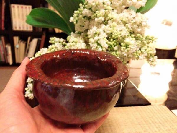 藤原紀香、夫・愛之助に贈る陶器を自作「美濃焼で、作ってみました」