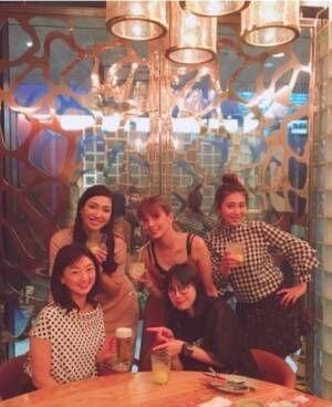 アンミカ、相川七瀬らと「夢見る少女でいたいん会」ショット公開 岩崎恭子さんも参加