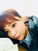 倉科カナ、疲労困憊「目が死んでいる」写真を公開