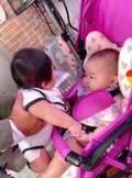 浜田ブリトニー、娘に初めての友達ができたことを報告「何だか少し寂しくなりました」