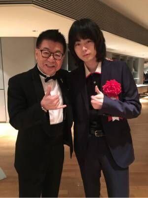 生島ヒロシ、菅田将暉や長澤まさみと2shot公開「テンション上がってしまいましたよ」