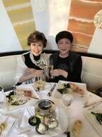 """小林幸子、ラスベガスで美川憲一と""""デート""""ショット「もっと遊びなさい!」と助言も"""