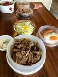 保田圭、夫が買ってきてくれた朝食にテンションアップ「牛丼大好き」