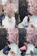 misono、姉・倖田來未の自宅で花見「姉妹そろって、ノンアルコール」