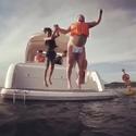 白鵬、琵琶湖で息子と水遊び楽しむ「長男坊も大喜びで、私も大喜びでした」