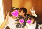 加護亜依、誕生日祝いで夫とキスショット「びっくりしてくれて嬉しかった」