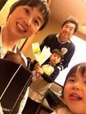 東尾理子、夫・石田純一と家族で食事「子供たちの事を第一に考えてくれるパパ」