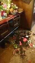 川崎麻世、実家の地震被害を報告「83歳の母親も無事でよかった」