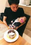 保田圭、40歳の誕生日迎えた夫が手料理振る舞う「甘えてお願いすることに」