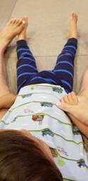小原正子、長男のトイレトレーニングに本腰「この夏にはおむつサヨナラ」