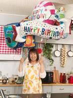 北斗晶、番組スタッフから誕生日のお祝い「何があっても、笑顔で頑張る」
