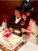 神田うの、43歳サプライズ誕生会に感激し号泣 夫とラブラブキスショットも公開