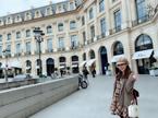 川崎希、パリでのスリ被害を報告「なめてた自分に本当に反省」