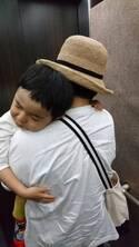 『しゃべくり007』で相撲をとる森三中・大島美幸の姿に息子が「???」