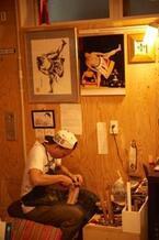 花田優一、父・元貴乃花親方の写真を工房に飾る理由「気が引き締まる」
