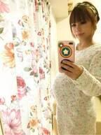 浜田ブリトニー、妊娠8ヶ月を発表 未婚の母に