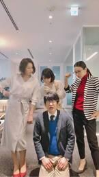 瀬戸朝香、出演中のドラマ『きみ棲み』みて「泣いてしまった~」