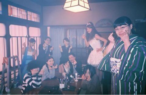 ドレスを着た瀬戸康史は「本当にお姫様」月9ドラマ『海月姫』集合ショット公開