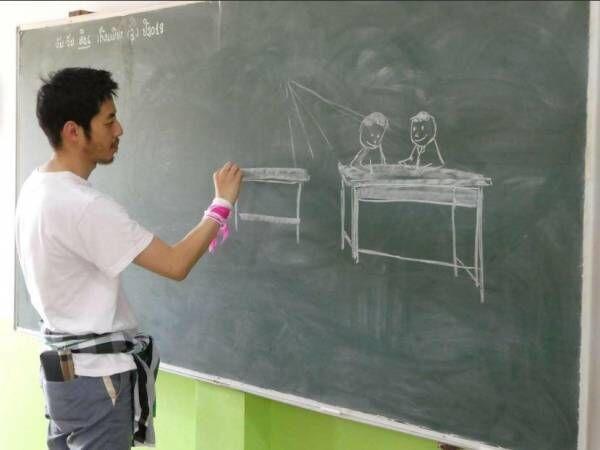 キンコン西野、世界で通じる言葉を提案「英語よりも、この言葉を覚えろ」