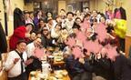 ニッチェ・江上、多くの芸人達と盛り上がった忘年会「みんなで集まってバカ騒ぎ」