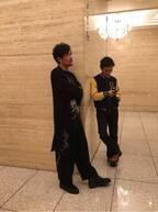 """稲垣吾郎、草なぎと""""衝撃の告白""""前の2ショット「えっ!く、草なぎさん…」"""