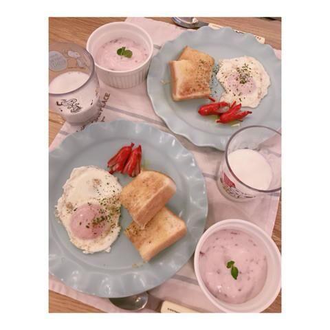 辻希美、子ども達に喜ばれる朝食メニューをまた発見「簡単だし、100均で買えるし」
