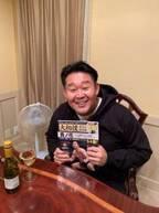 """花田虎上、父・貴ノ花の""""名勝負DVD""""を購入「ハンサムでかっこいい」「素敵でした」の声"""