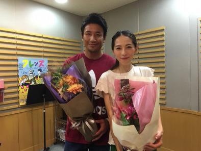 矢沢心、夫・魔裟斗との笑顔ショットを公開「あーー、感慨深い」