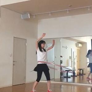 小倉優子、樫木裕実氏にトレーニング受けるも「やっぱり下手っぴ」