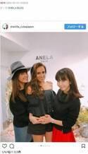 SHEILA、ほしのあき&MALIA.と3ショット「旦那が若いとやはり嫁も若い!!」と驚きつづる