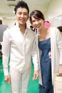 友利新、郷ひろみと2ショット「やっぱり永遠のスターです!!」