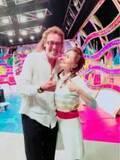 小柳ルミ子、番組で共演したラモス瑠偉との2ショット公開「対談したいですね」