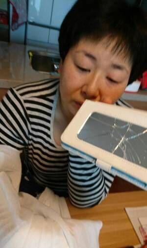 鈴木おさむ、右手首を骨折した妻・大島美幸の様子を公開