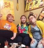 ニッチェ・江上敬子『キングオブコント2018』優勝のハナコを祝福「おめでとうー!!!」