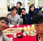 ダイアモンド☆ユカイ、徳井義実らと薬丸裕英宅でパーティー「微笑ましい光景でいっぱい」