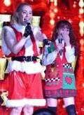 ぺこ、サンタ姿のりゅうちぇるとの2ショットを公開「みなさんの前に立たせてもらうのほんまにいつぶり!?」