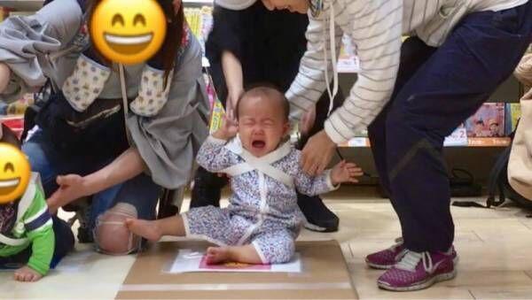 森渉&金田朋子夫妻、娘がハイハイ競争リベンジ「前回は1歩も動けずに号泣」