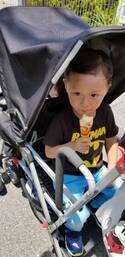 小原正子、長男が初めての不合格「3才にして この試練!」