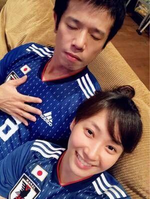 白熱のサッカー日本VSセネガル戦、海老蔵やミキティなど芸能人も続々と応援