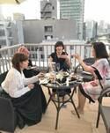 アンミカ、W杯観戦で滝川クリステル・青山テルマらと豪華ホームパーティ