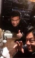 山田純大、船越英一郎と食事へ「あれやこれや、楽しいお話」