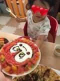 チャンカワイ、退院した妻の手作りケーキに感激「クオリティ高いじゃない!!!」