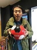 アンガ田中、おぎやはぎ小木の家でサッカー観戦 森山良子が君が代を歌う