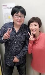 """戸田恵子、""""仲良し""""の六角精児との2ショットを公開「昔から不思議な存在です」"""
