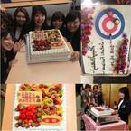 カーリング・藤澤五月の誕生日「大きなケーキを何回も食べられて、幸せでした」