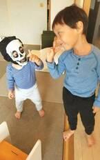 小原正子、長男の胃腸炎が次男に感染「お母さんが泣いてばかりでごめんやでぇ」