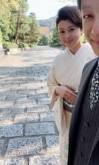 片岡愛之助、千秋楽に妻・藤原紀香との2ショット公開「美しい」「素敵なご夫婦」の声