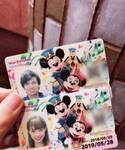 アレク&川崎希、ディズニーの年パスゲット「1ヵ月で元取るぞ」